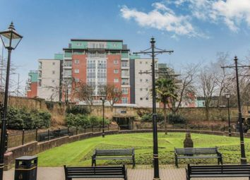 Thumbnail 2 bed flat for sale in London Road, Newcastle-Under-Lyme
