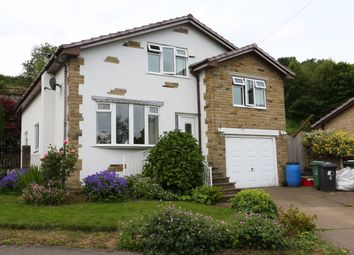 Thumbnail 4 bedroom detached house for sale in Broombank, Denby Dale, Huddersfield