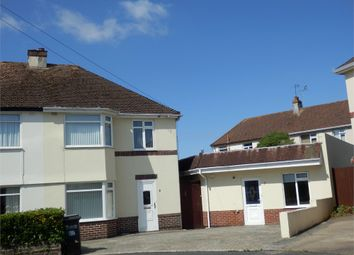 Thumbnail 3 bedroom semi-detached house to rent in Cadewell Crescent, Torquay