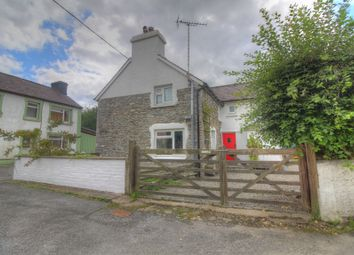 Thumbnail 3 bed detached house for sale in Llanddewi Brefi, Tregaron