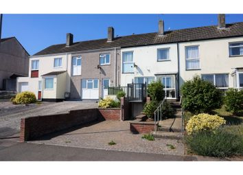 3 bed terraced house for sale in Beatrice Avenue, Saltash PL12