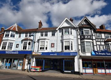 Thumbnail 2 bed flat for sale in High Street, Sheringham