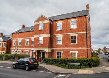 Thumbnail 2 bedroom flat for sale in Mccorquodale Road, Wolverton