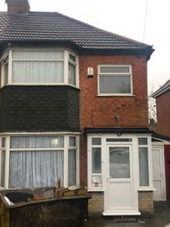 Thumbnail Semi-detached house to rent in Sandringham Road, Great Barr, Birmingham