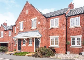Thumbnail 3 bed terraced house for sale in St. Marys Way, Elmsthorpe, Leicester