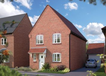 "Thumbnail 3 bed semi-detached house for sale in ""The Clarendon"" at Ash Road, Cuddington, Northwich"
