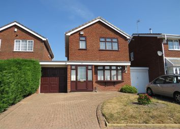 Thumbnail 3 bed link-detached house for sale in Woden Road North, Darlaston, Wednesbury