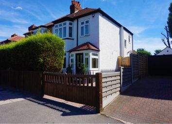 Thumbnail 3 bed semi-detached house for sale in Burnt Ash Lane, Bromley