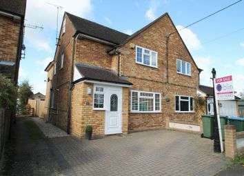 Thumbnail 3 bed semi-detached house for sale in Nelson Road, Dagnall, Berkhamsted