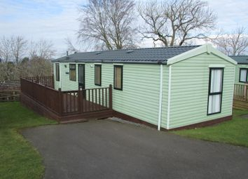 Thumbnail 2 bed property for sale in Causey Hill Holiday Park, Hexham, Northumberland