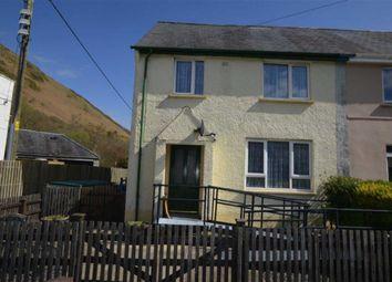 Thumbnail 3 bed semi-detached house for sale in 1, Maes Y Meillion, Abergynolwyn, Gwynedd