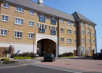 Thumbnail 1 bed flat to rent in Trujillo Court, Sovereign Harbour North, Eastbourne