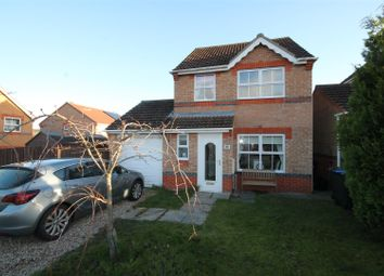 Thumbnail 3 bed detached house for sale in Uplands Close, Crook