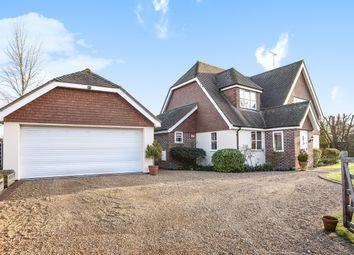 Thumbnail 4 bed detached house for sale in Steep Marsh, Petersfield