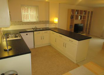 Thumbnail 2 bed flat to rent in Darwin Court, Lichfield, Staffordshire