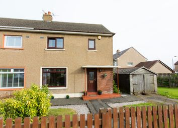 Thumbnail 2 bed semi-detached house for sale in 1 Crookhill Gardens, Lochwinnoch, Renfrewshire
