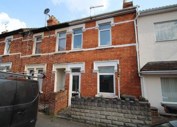 Thumbnail 2 bedroom terraced house for sale in Tennyson Street, Swindon