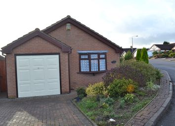Thumbnail 3 bed detached bungalow for sale in Grange Road, Newhall, Swadlincote