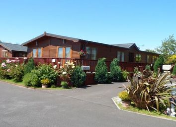 Thumbnail 2 bed lodge for sale in Low Road, Dovercourt, Essex