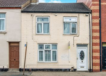 Thumbnail 2 bed end terrace house for sale in Cromwell Road, Peterborough