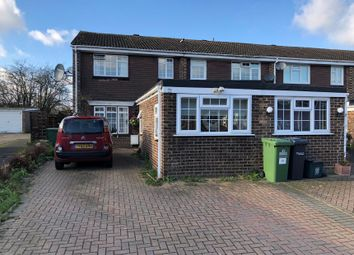 Thumbnail 4 bed end terrace house for sale in 21 St Annes Close, Cheshunt, Hertfordshire