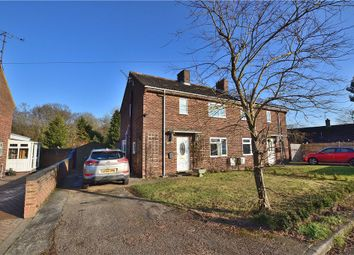 Thumbnail 3 bed semi-detached house for sale in Coney Acre, Rickling Green, Saffron Walden