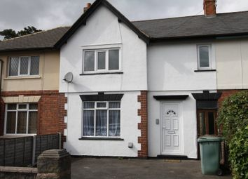 Thumbnail 3 bed terraced house to rent in Dickinson Drive, Walsall