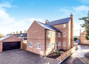 Thumbnail 5 bedroom detached house for sale in Main Street, Long Whatton, Loughborough