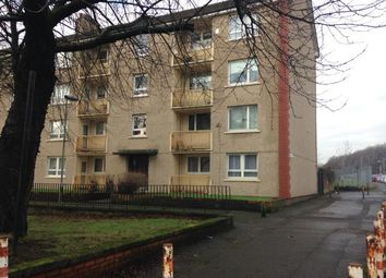 Thumbnail 2 bed flat to rent in Townmill Road, Glasgow
