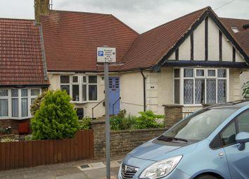 Thumbnail 3 bed semi-detached bungalow to rent in Milton Avenue, Barnet