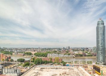 Thumbnail 2 bedroom flat for sale in Sky Gardens, 155 Wandsworth Road, London