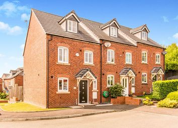 Thumbnail 4 bed property for sale in The Green, Hyde
