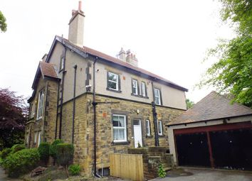 Thumbnail 2 bed flat to rent in Top Floor Flat, 77 Old Park Road, Roundhay, Leeds