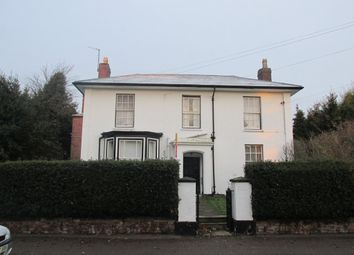 Thumbnail 1 bed flat to rent in Christchurch Lane, Lichfield