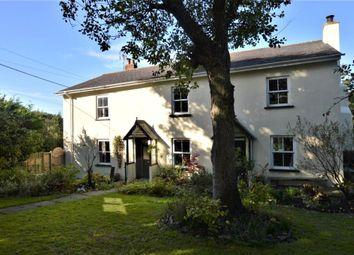 Thumbnail 5 bed detached house for sale in Morchard Bishop, Crediton, Devon
