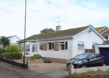 Thumbnail 3 bed bungalow for sale in New Park Close, Brixham