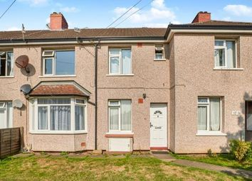 Thumbnail 3 bedroom maisonette for sale in Fenlake Road, Bedford, Bedfordshire, .