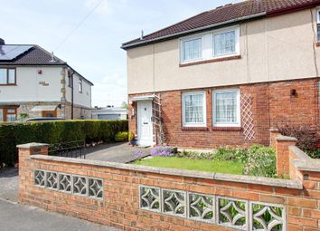 Thumbnail 3 bedroom semi-detached house for sale in Alcuin Avenue, York