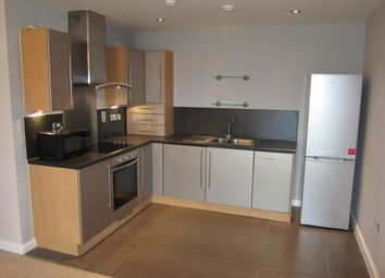 Thumbnail 1 bed flat to rent in Penstone Court, Chandlery Way, Cardiff