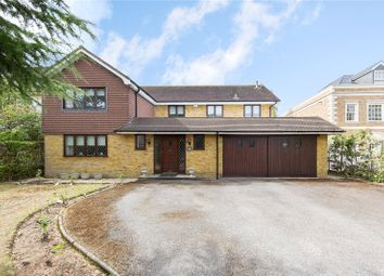 Thumbnail 4 bed detached house for sale in Elm Grove, Emerson Park