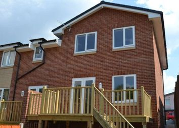 Thumbnail 3 bed semi-detached house for sale in Baydon Avenue, Salford