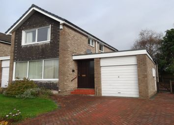 Thumbnail 3 bed detached house to rent in Conway Drive, Fulwood, Preston