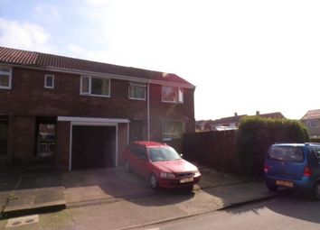 Thumbnail 3 bed semi-detached house for sale in Broomhouse Road, Prudhoe