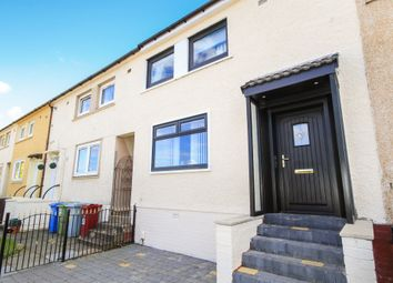Thumbnail 2 bed terraced house for sale in Bullionslaw Drive, Rutherglen, Glasgow