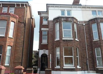 Thumbnail 2 bed flat for sale in St. Ronans Road, Southsea