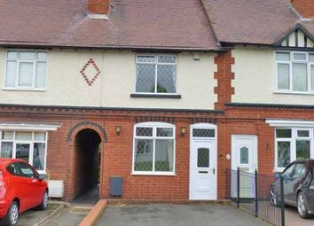 2 bed terraced house for sale in Boulters Lane, Wood End, Atherstone, Warwickshire CV9