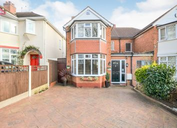 Thumbnail 3 bed semi-detached house for sale in Anstey Road, Great Barr