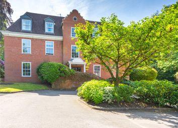 Thumbnail 2 bed flat for sale in Hillside Park, Sunningdale, Berkshire