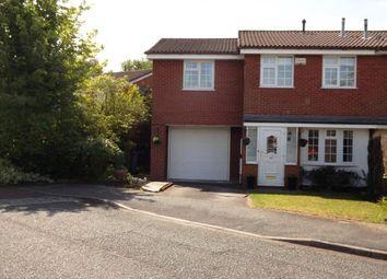 Thumbnail 3 bed semi-detached house for sale in Hazelborough Close, Birchwood, Warrington, Cheshire