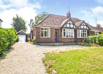 Thumbnail 4 bed bungalow for sale in Main Road, Ravenshead, Nottingham